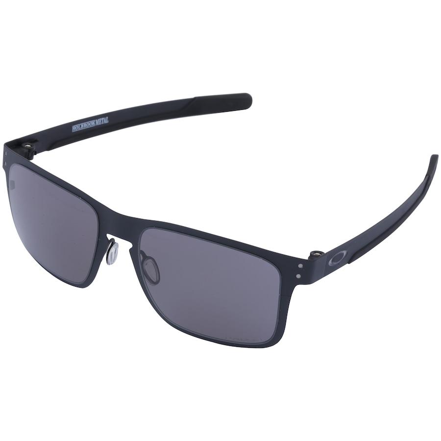 03844b02d60af Óculos de Sol Oakley Holbrook Metal Prizm OO4123 - Unissex