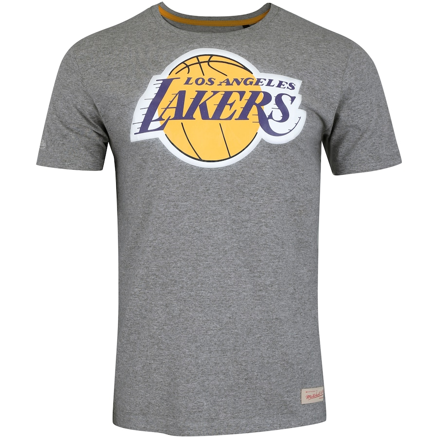 6396930a9 Camiseta Mitchell   Ness Los Angeles Lakers LG - Masculina