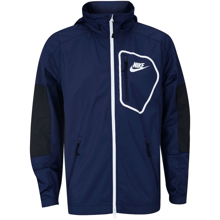 Jaqueta com Capuz Nike Sportswear Advance 15 HD WVN - Masculina 433a1379bfc