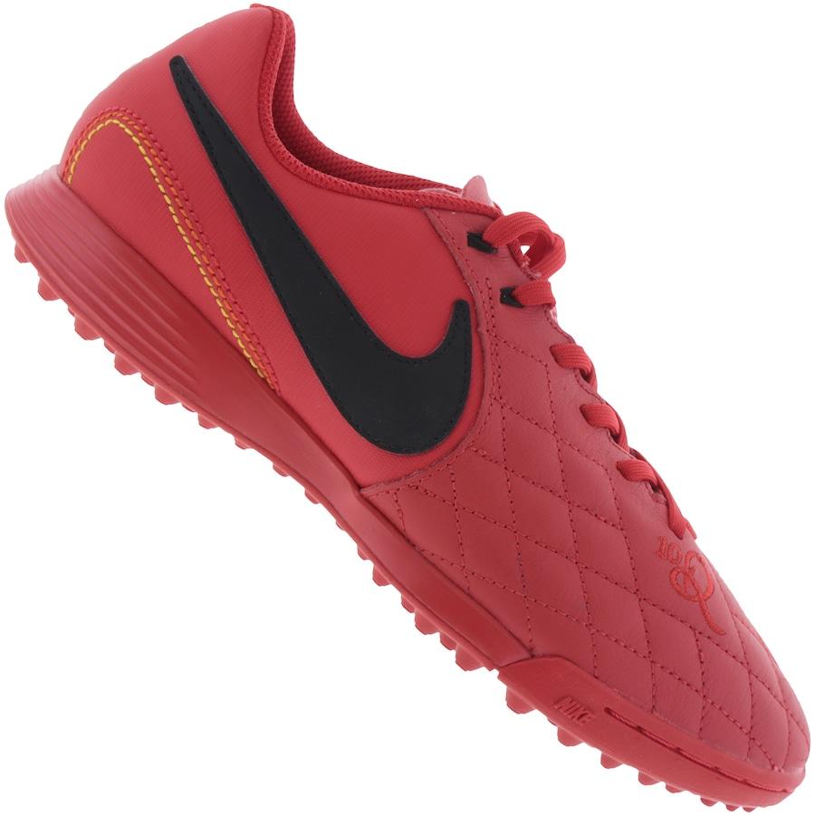 ... Chuteira Society Nike Tiempo Legend X 7 Academy 10R TF - Adulto. Imagem  ampliada ... d31cc581fd41f
