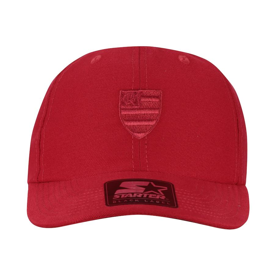 Boné Aba Curva do Flamengo Dad Cap Logo 01 Starter - Strapback - Adulto 61f60eda3a4