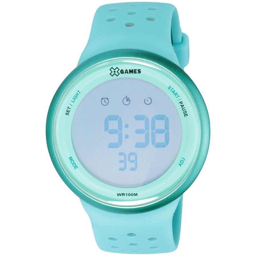 91e7a300415 Relógio Digital X Games XFPPD041 - Feminino