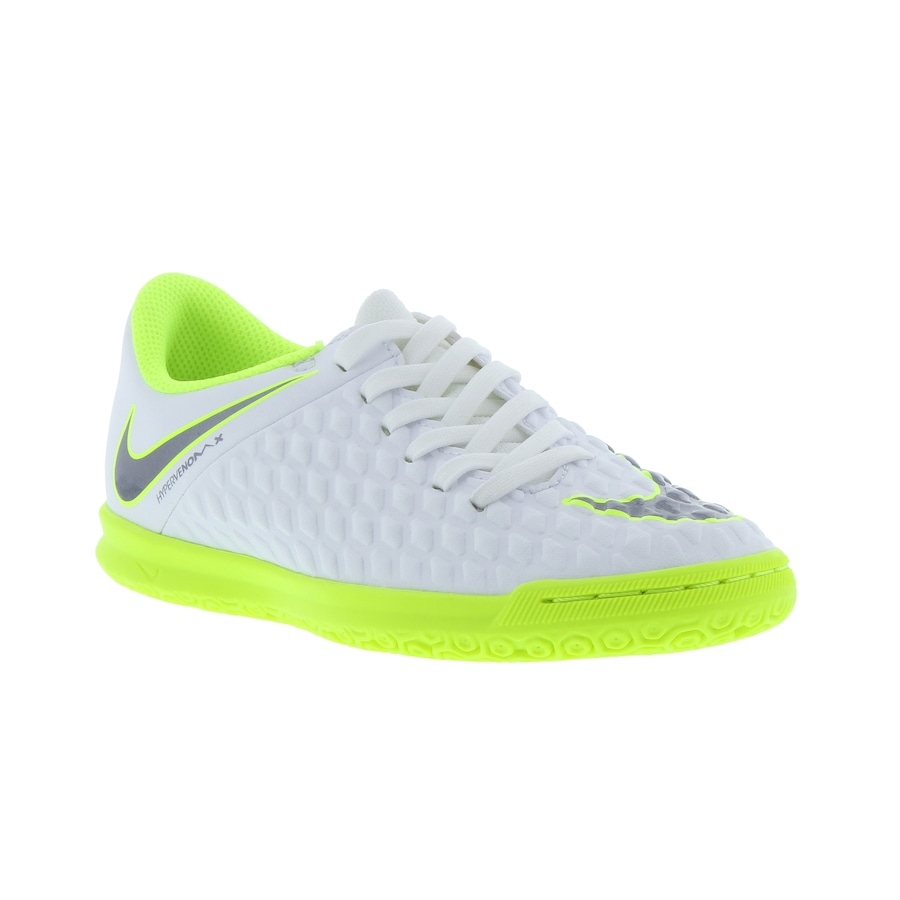 Chuteira Futsal Nike Hypervenom Phantom X 3 Club IC - Infantil 1c12ae2fc2ca2
