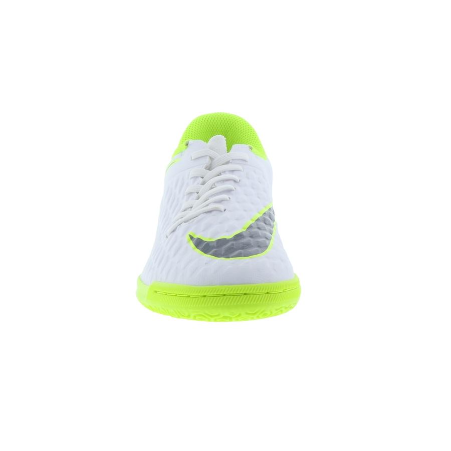 Chuteira Futsal Nike Hypervenom Phantom X 3 Club IC - Adulto f0d62028a8472