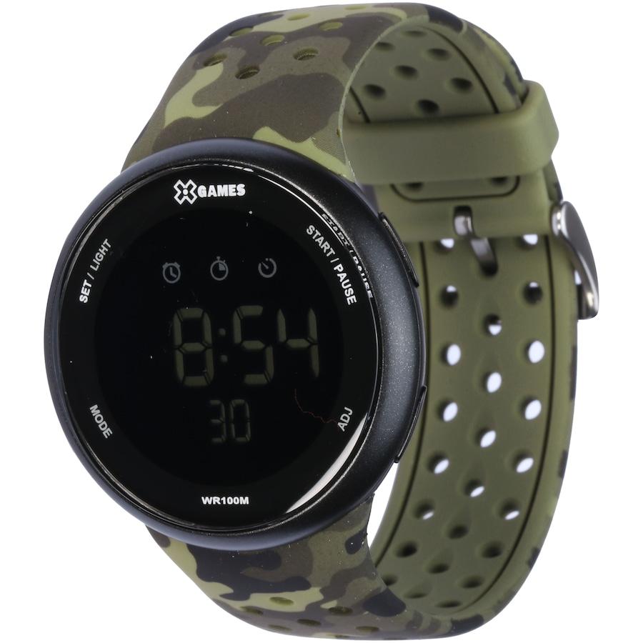 Relógio Digital X Games XMPPD486 - Masculino 7ebffa8f7c