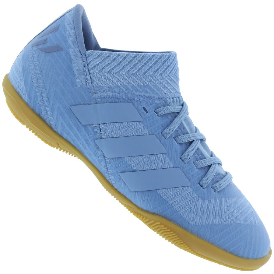 a711dcf4d47dd Chuteira Futsal adidas Nemeziz Messi Tango 18.3 IC - Infantil