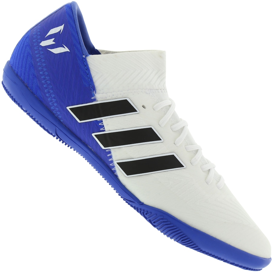 6a7ad28be7ef Chuteira Futsal adidas Nemeziz Messi Tango 18.3 IC - Infantil