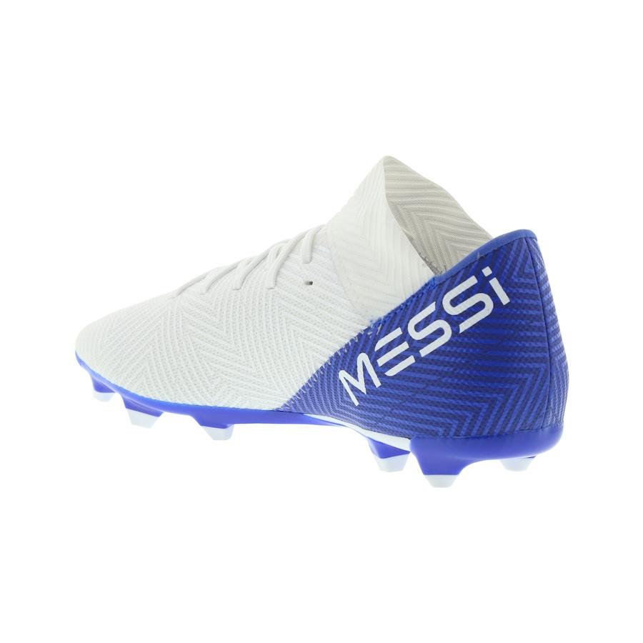 Chuteira de Campo adidas Nemeziz Messi 18.3 FG - Adulto 477f54a4f1027