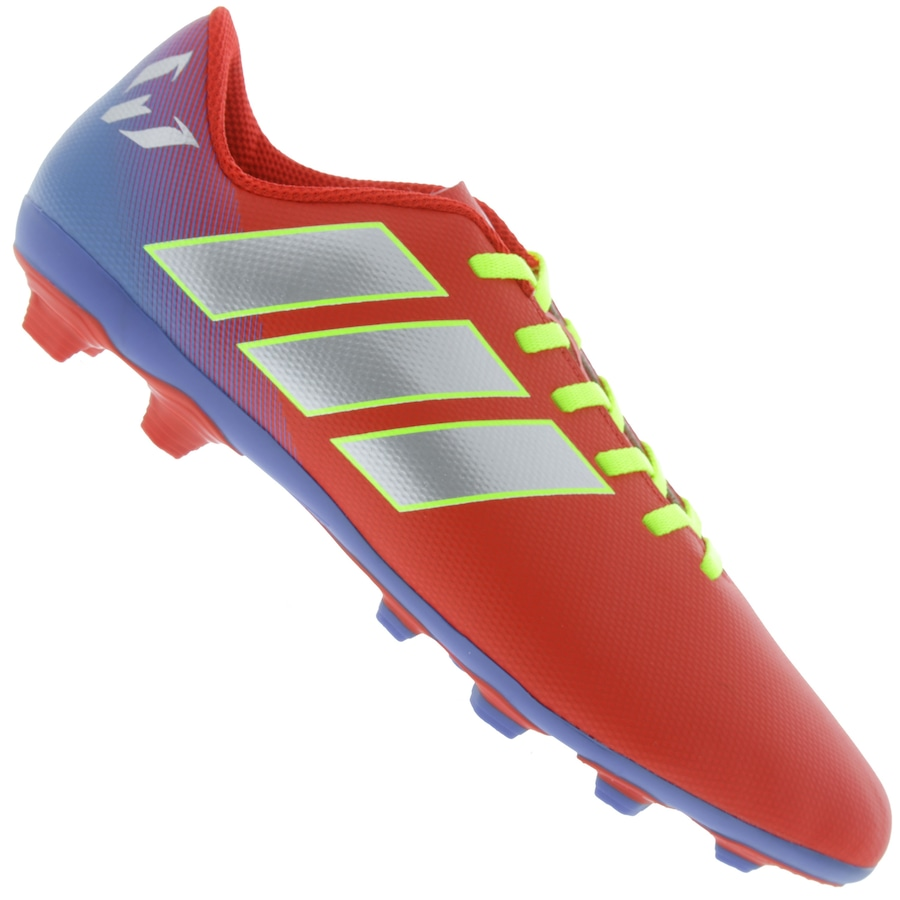 Chuteira de Campo adidas Nemeziz Messi 18.4 FG - Infantil 6964d6bbac512