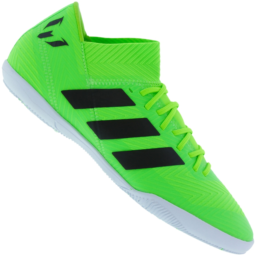 30ee92cbf23b2 Chuteira Futsal adidas Nemeziz Messi Tango 18.3 IC - Adulto | Opte+