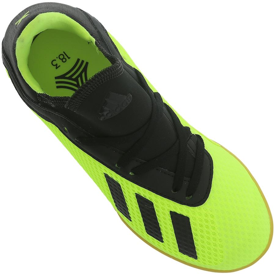 ... Chuteira Futsal adidas X Tango 18.3 IC - Infantil best sneakers dabc4  e7e37 ... 178cd9a849250