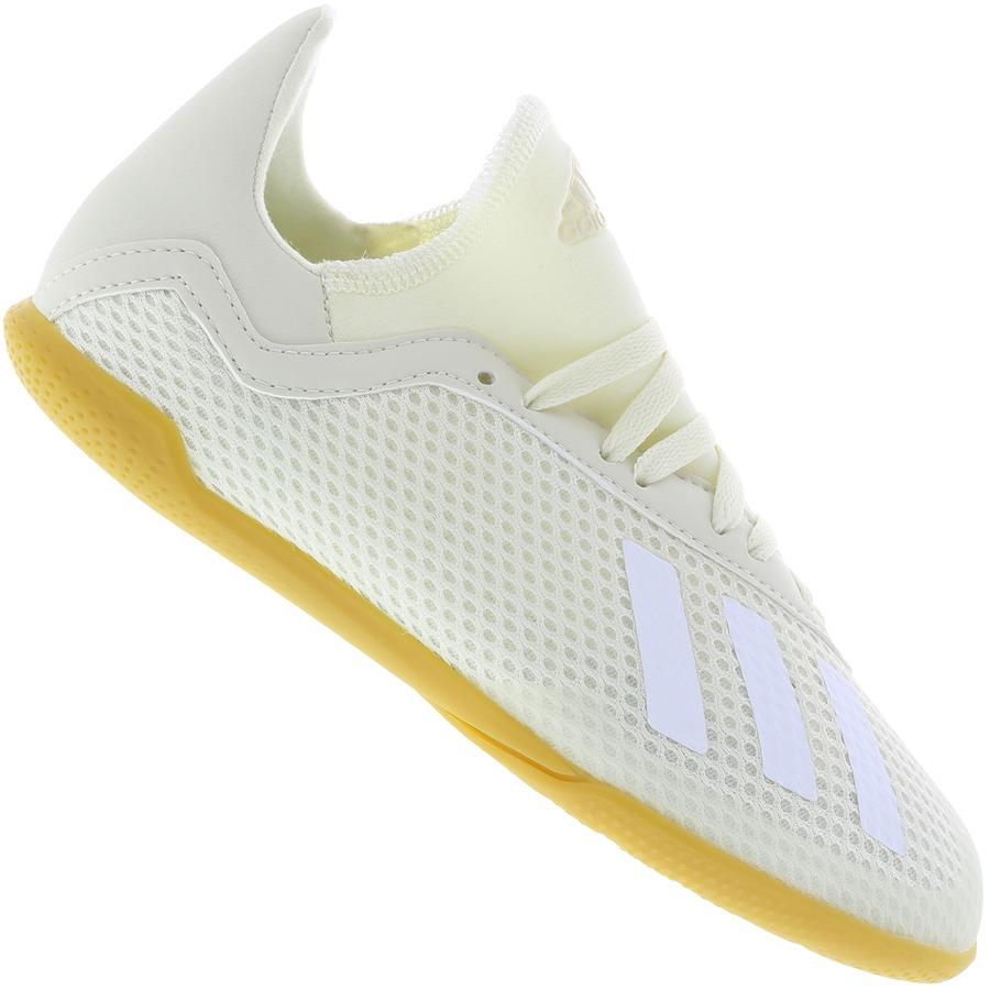 ba0a74cf99ea7 Chuteira Futsal adidas X Tango 18.3 IC - Infantil