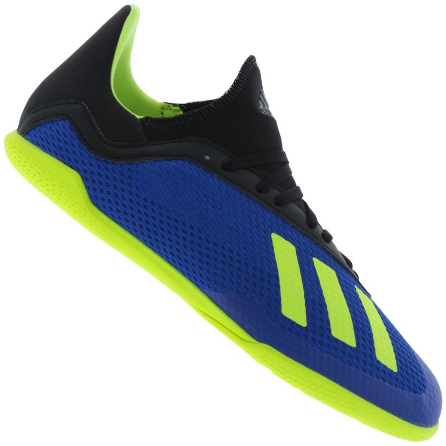 Chuteira Futsal adidas X Tango 18.3 IC - Infantil 533bb53c9bd7d