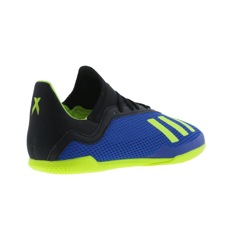 Chuteira Futsal adidas X Tango 18.3 IC - Infantil e410ced2c526c