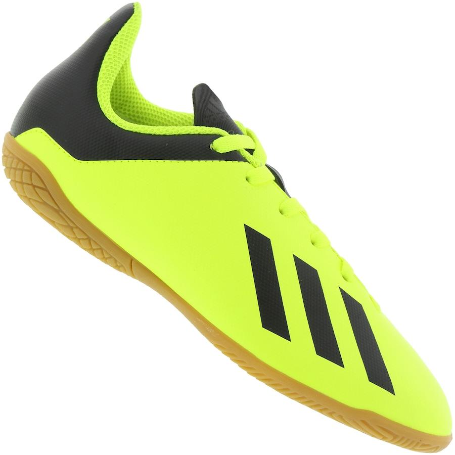 Chuteira Futsal adidas X Tango 18.4 IC - Infantil 3cf786153c80d