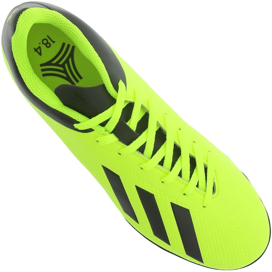 Chuteira Society adidas X Tango 18.4 TF - Adulto e2941fa9e3f89