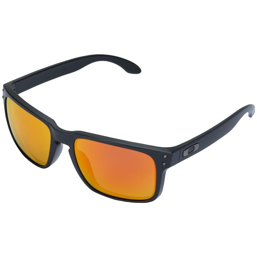e7b0808463c95 Óculos de Sol Oakley Holbrook Prizm - Unissex