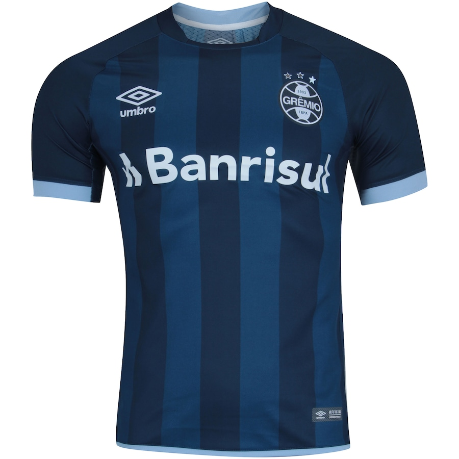 74b355d47951c Camisa do Grêmio III 2017 nº 10 Umbro - Masculina