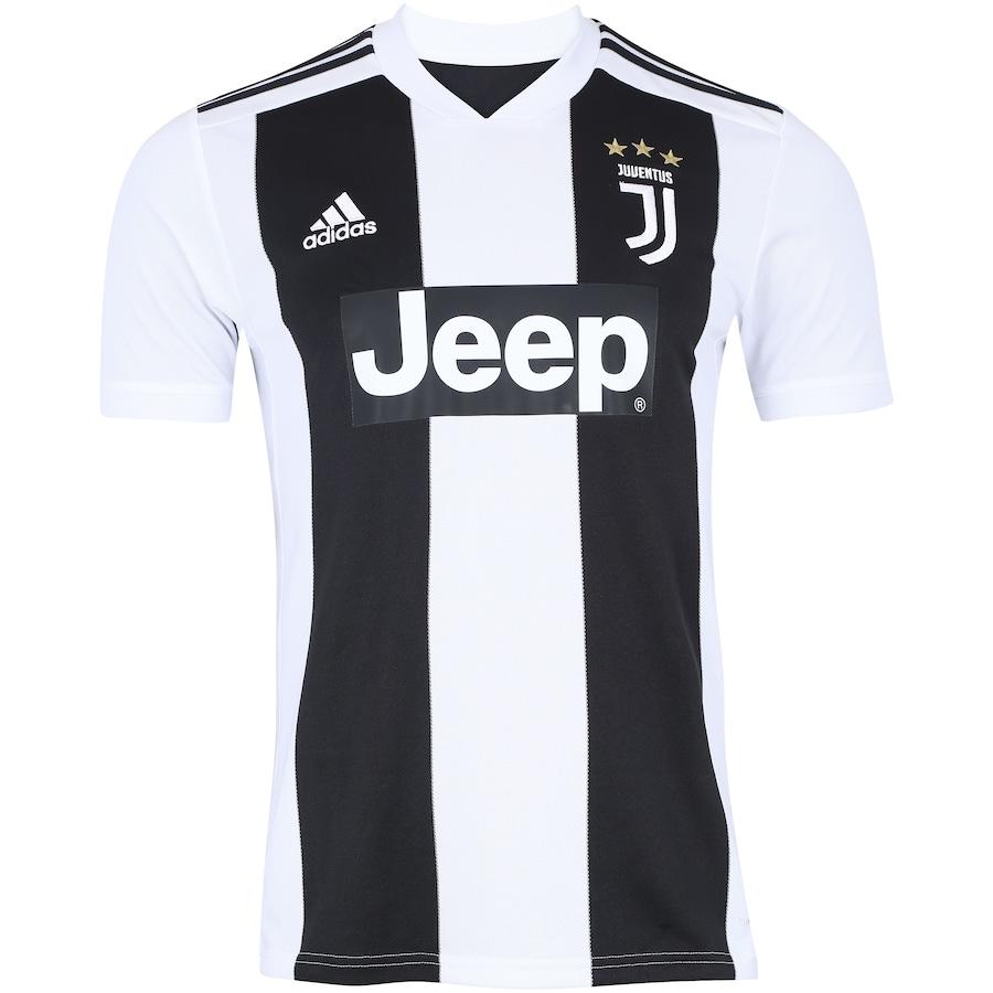 811a95682c Camisa Juventus I 18/19 adidas - Masculina