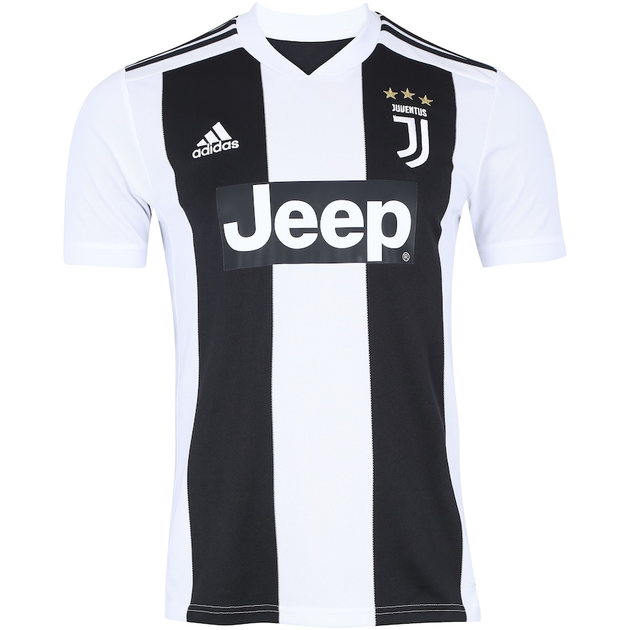 04eeb2662fb19 Camisa Juventus I 18 19 adidas - Masculina