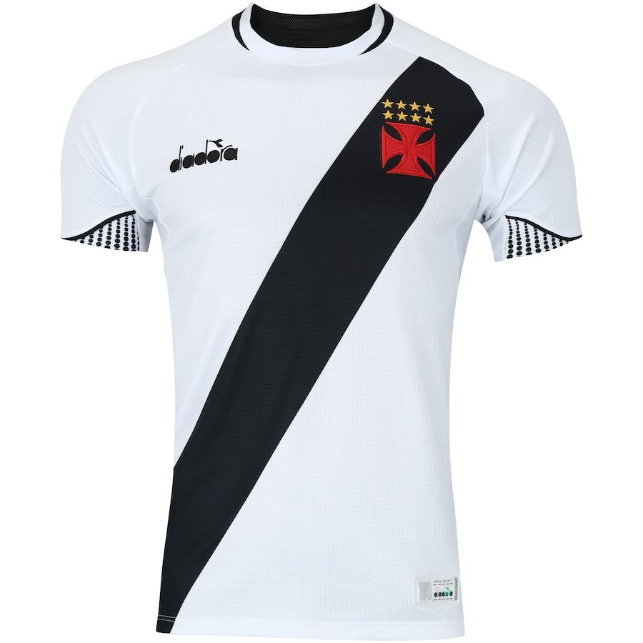 6d1514e911 Camisa do Vasco da Gama II 2018 Diadora - Torcedor