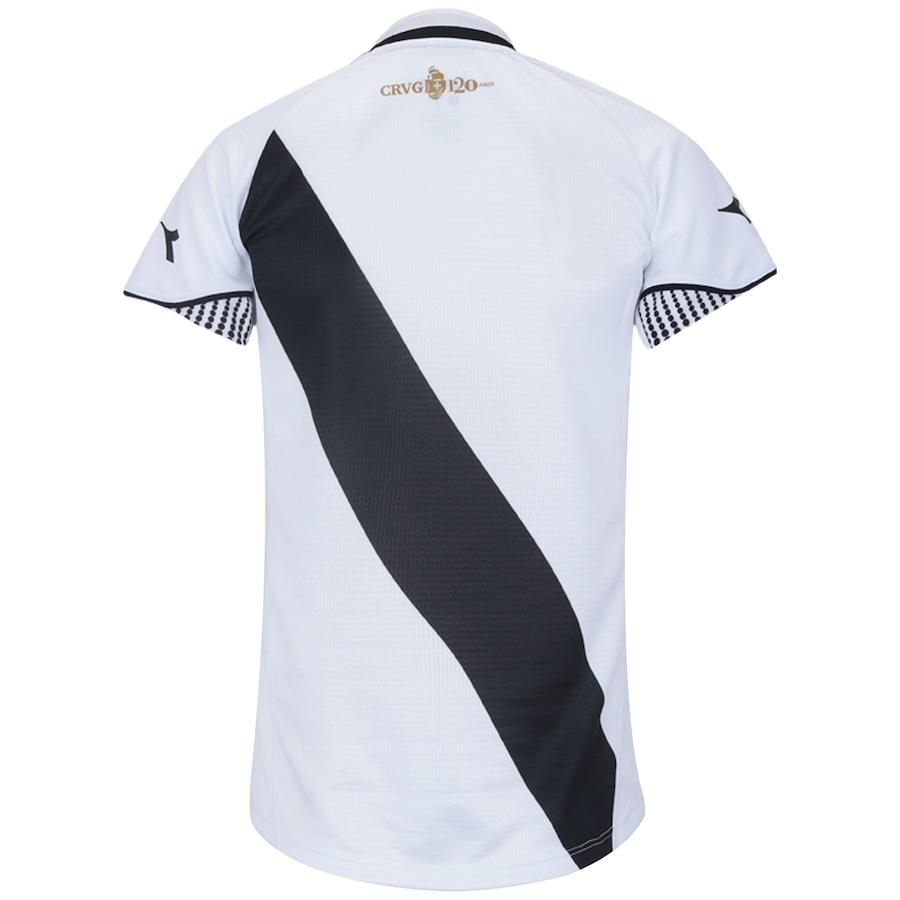 fa237c9cdb Camisa do Vasco da Gama II 2018 Diadora - Feminina