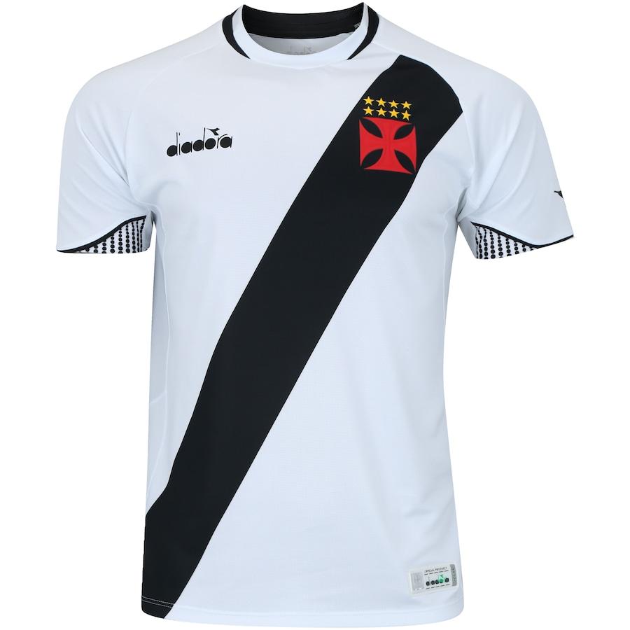 821b625e3f Camisa do Vasco da Gama II 2018 Diadora - Jogador