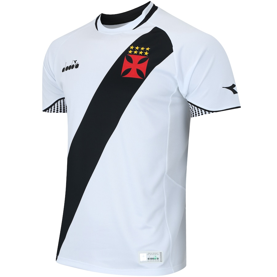 7140beebb2 Camisa do Vasco da Gama II 2018 Diadora - Jogador