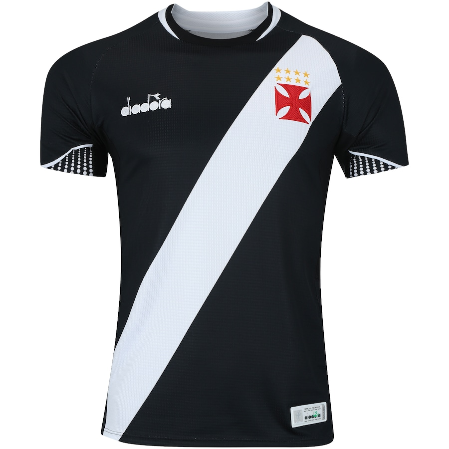 80375eede Camisa do Vasco da Gama I 2018 Diadora - Torcedor