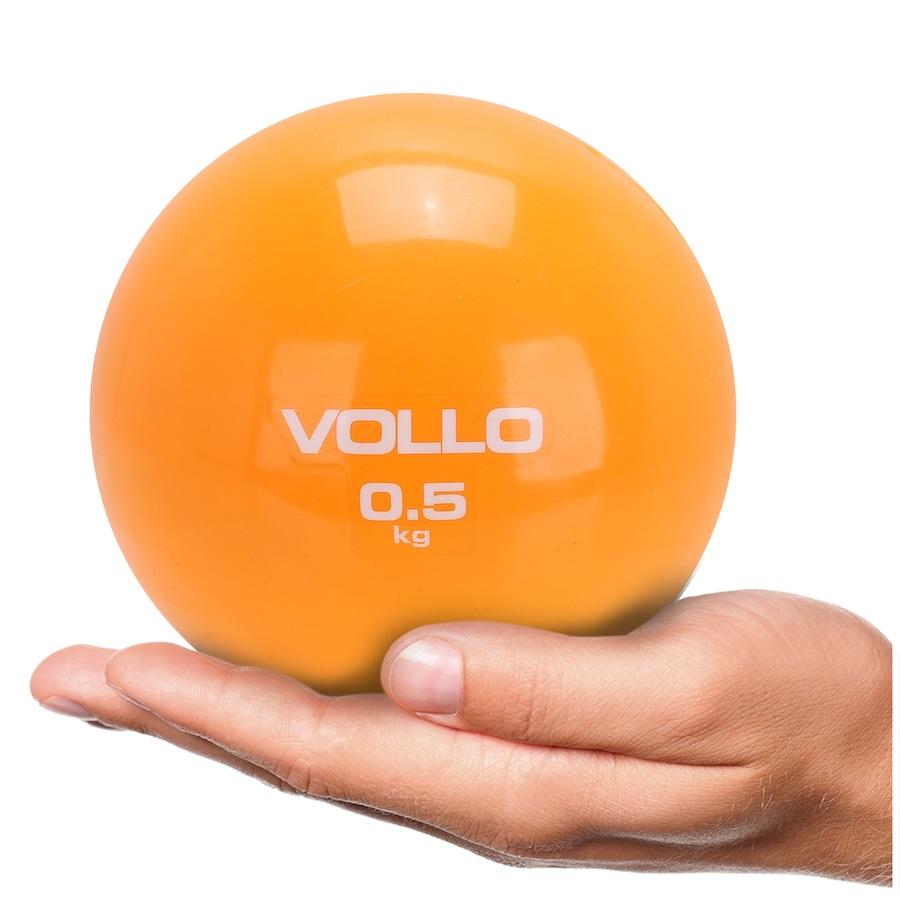 Bola de Ginástica Tonificadora Vollo - 0,5Kg