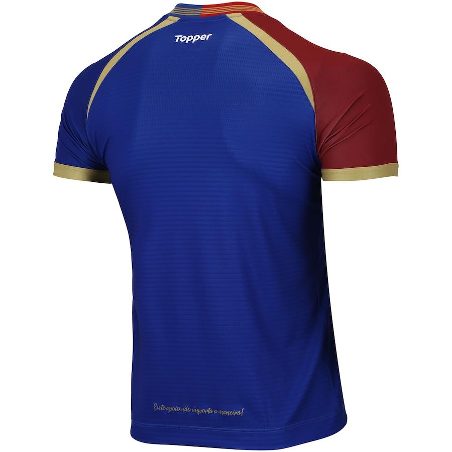 8f7c278d07 Camisa do Paraná III 2018 Topper - Masculina