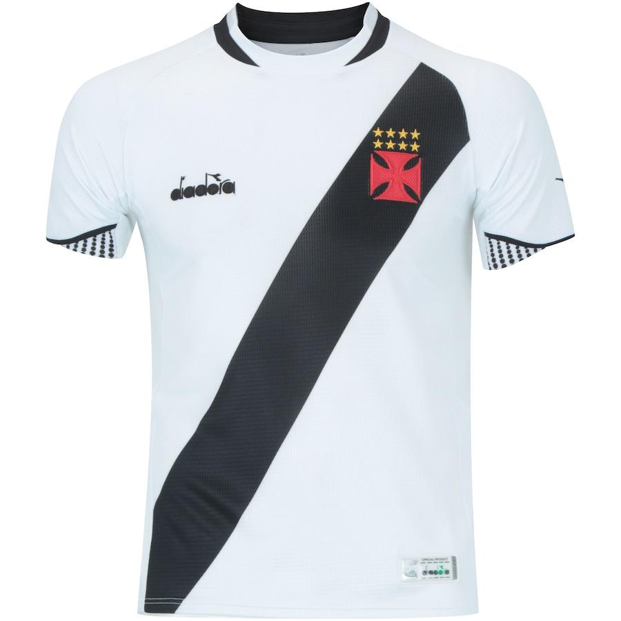 Camisa do Vasco da Gama II 2018 Diadora - Infantil 6e97ea6bd693d