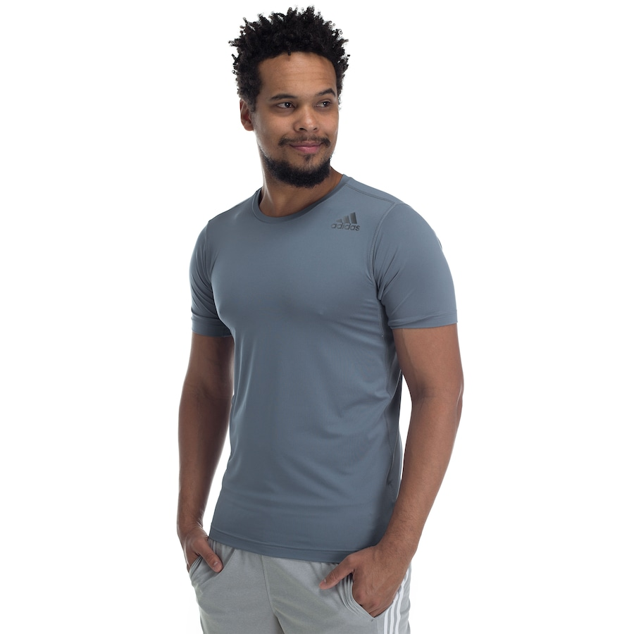 Camiseta adidas Freelift Fitted Elite - Masculina dc38a333f4a