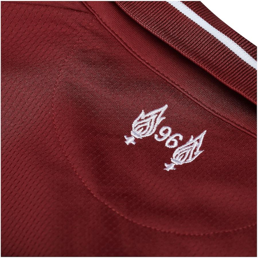 2578e561c13de Camisa Liverpool I 18 19 New Balance - Masculina