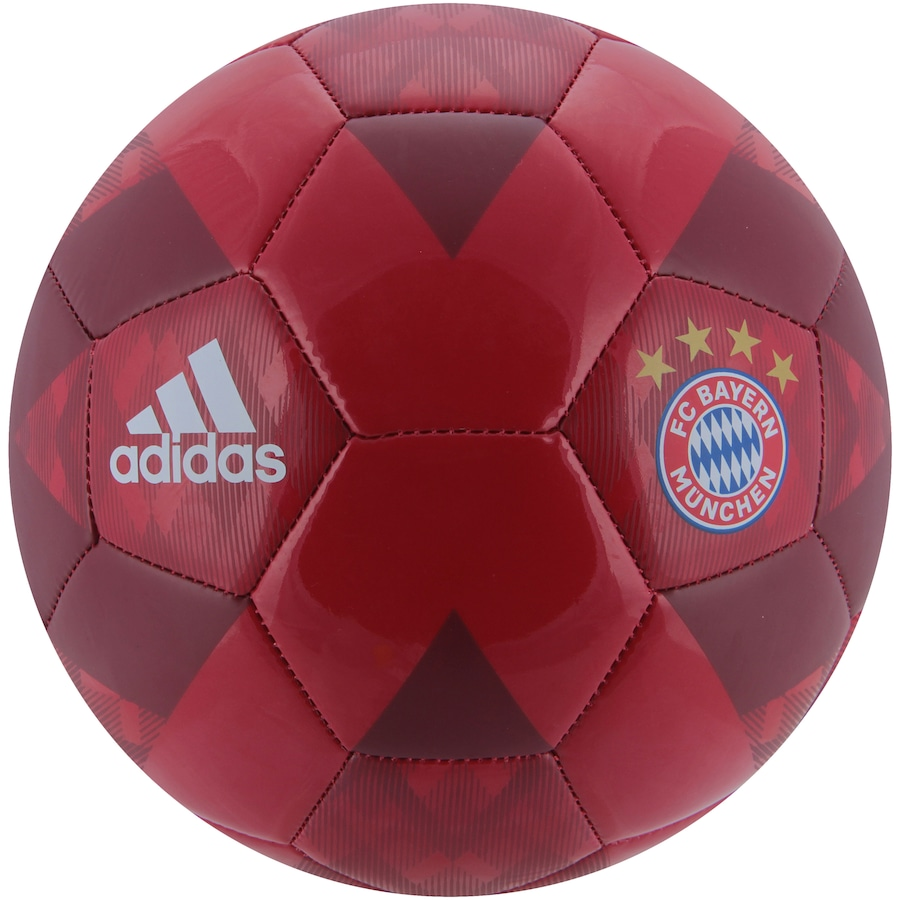 Bola de Futebol de Campo Bayern de Munique 18 19 adidas b2726ad36fd24