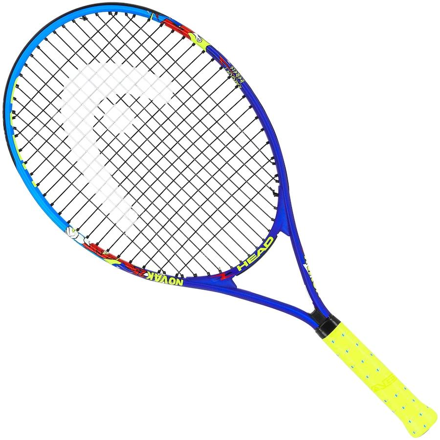 6dd3aa50f Raquete de Tênis Head Novak 25 16x18 - Infantil