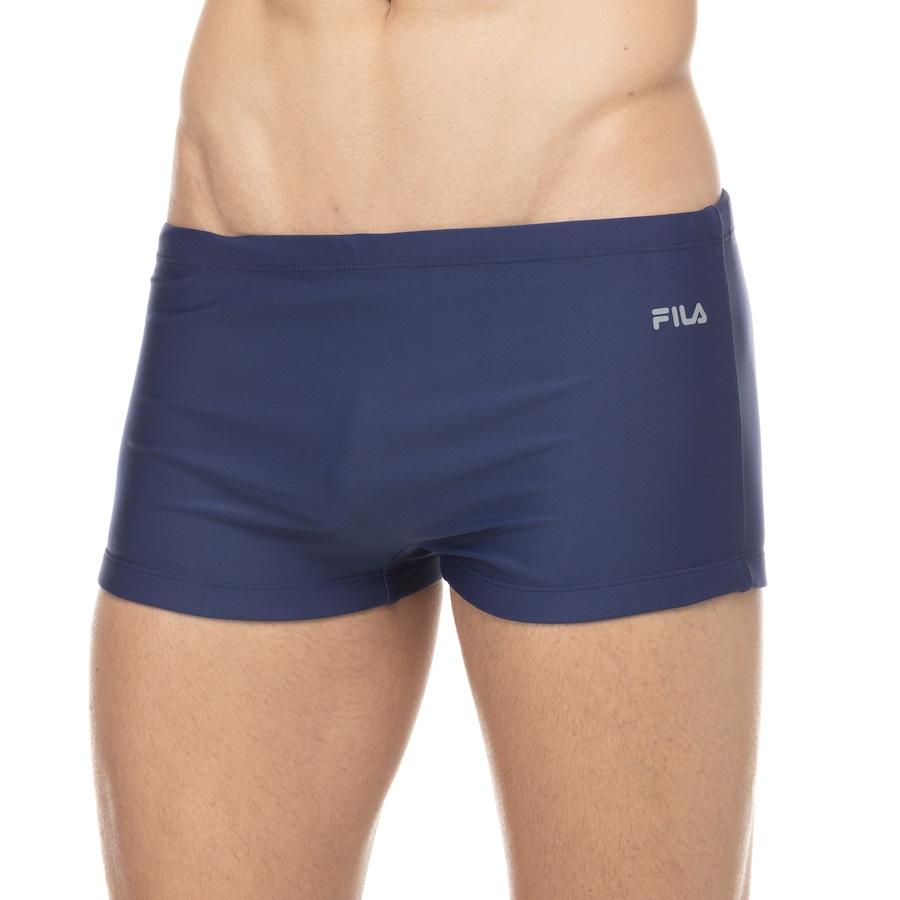 Sunga Boxer com Proteção Solar UV Fila II - Adulto