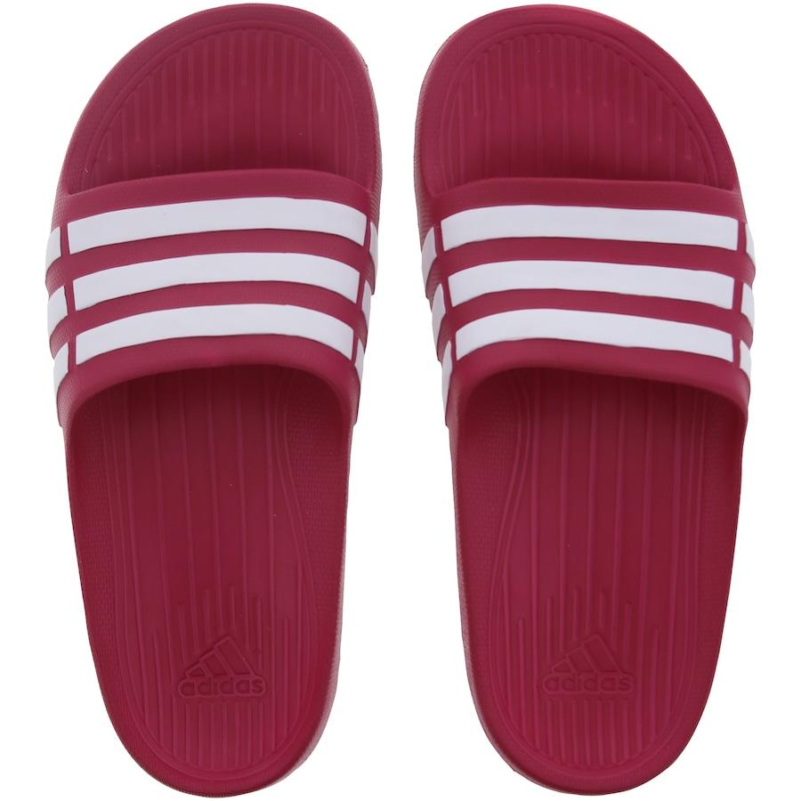 49c8e7f7614 Chinelo adidas Duramo K - Slide - Infantil