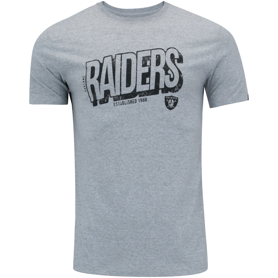 Camiseta New Era Oakland Raiders - Masculina 839af2360a2fd