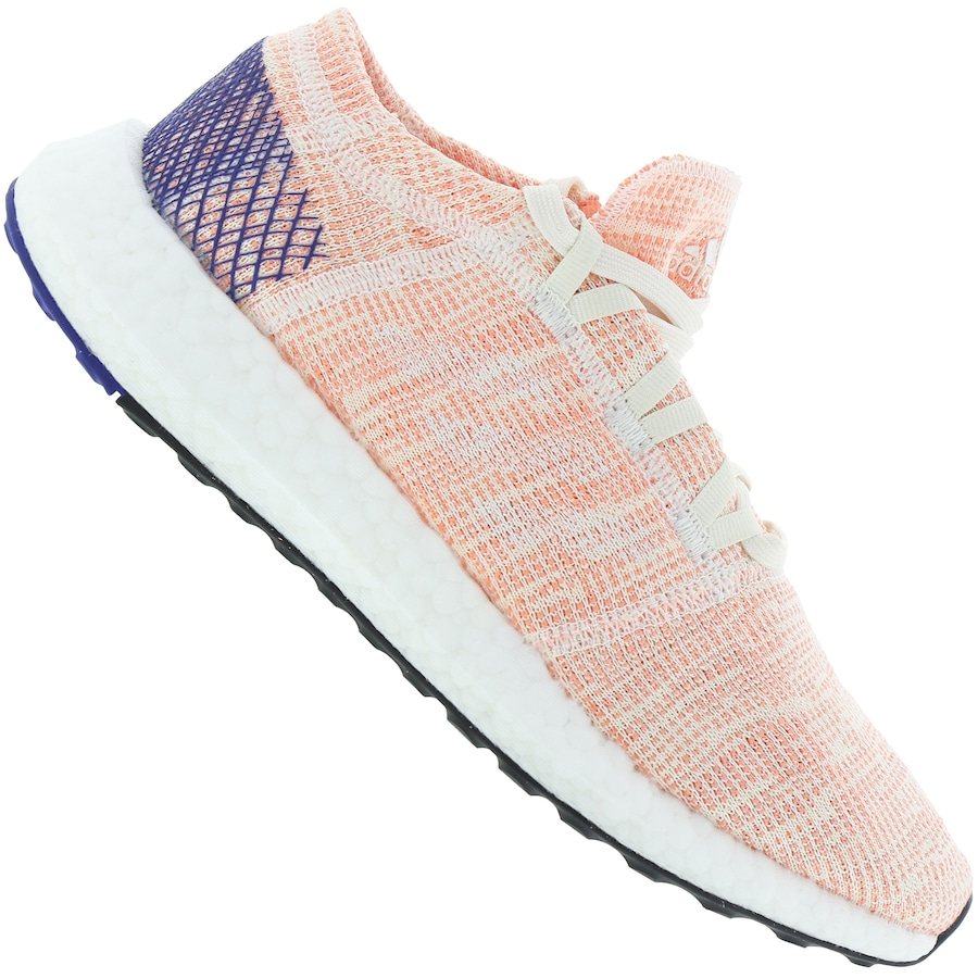 Tênis adidas Pure Boost GO - Feminino. undefined 38b3f4dd736a9