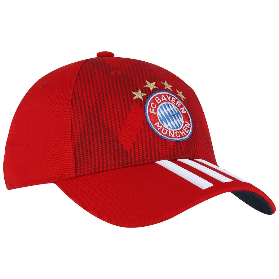 Boné Aba Curva Bayern de Munique 3S adidas - Strapback - Adulto 260bbd04cc3