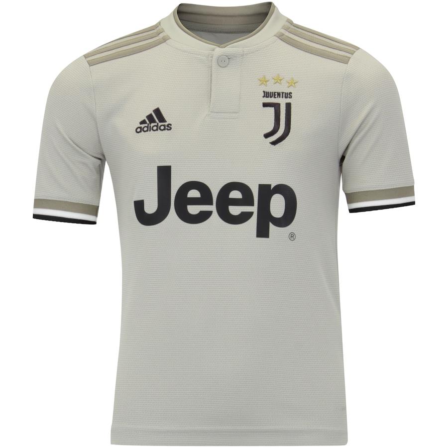 639c0f7db6 Camisa Juventus II 18 19 adidas - Infantil