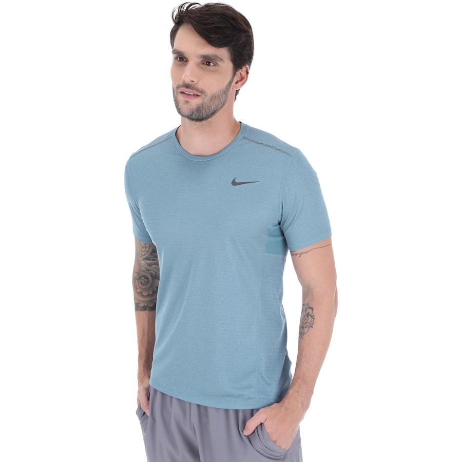 afbc9da074 Camiseta Nike Miler Tech Top - Masculina