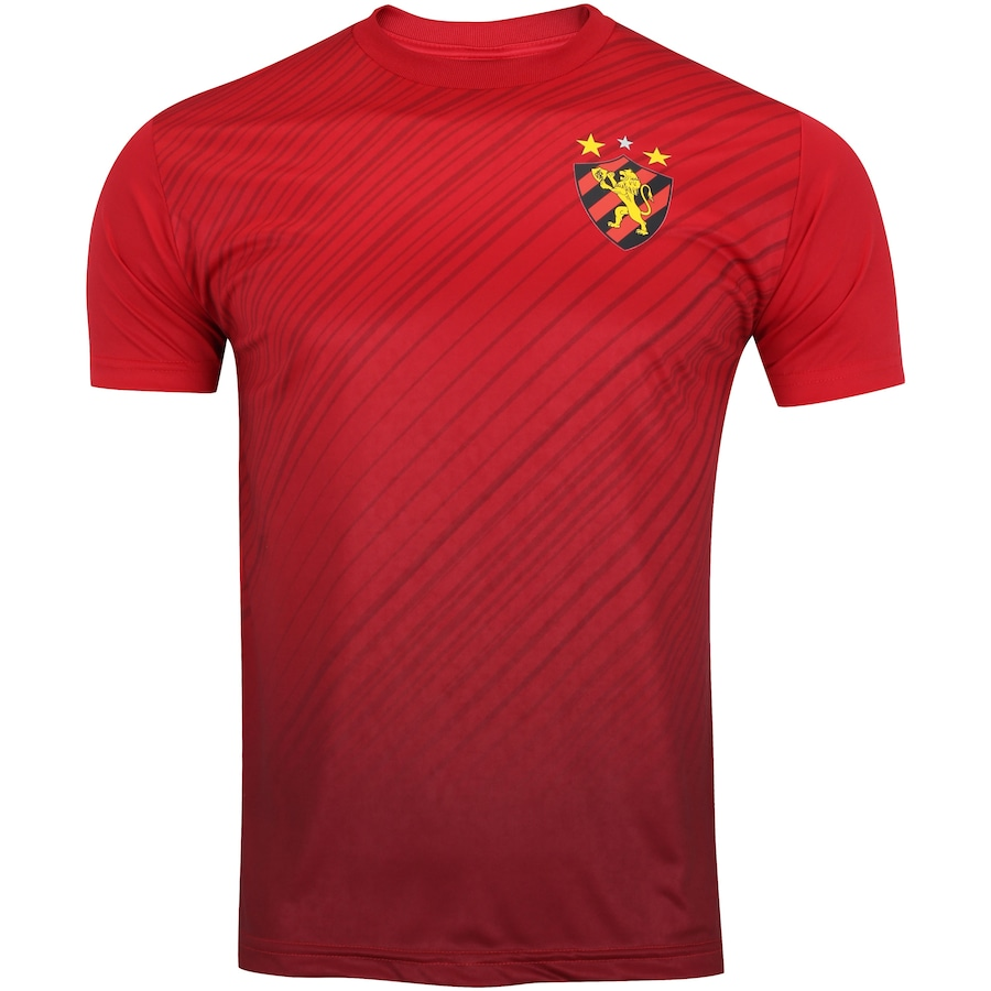 8490cb7c5ee72 Camiseta do Sport Recife Sublimada Upgrade - Masculina