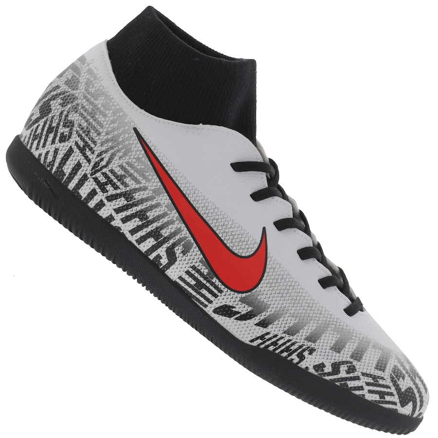 Chuteira Futsal Nike Mercurial Superfly X 6 Club Neymar Jr. IC - Adulto e69dfc998d56a