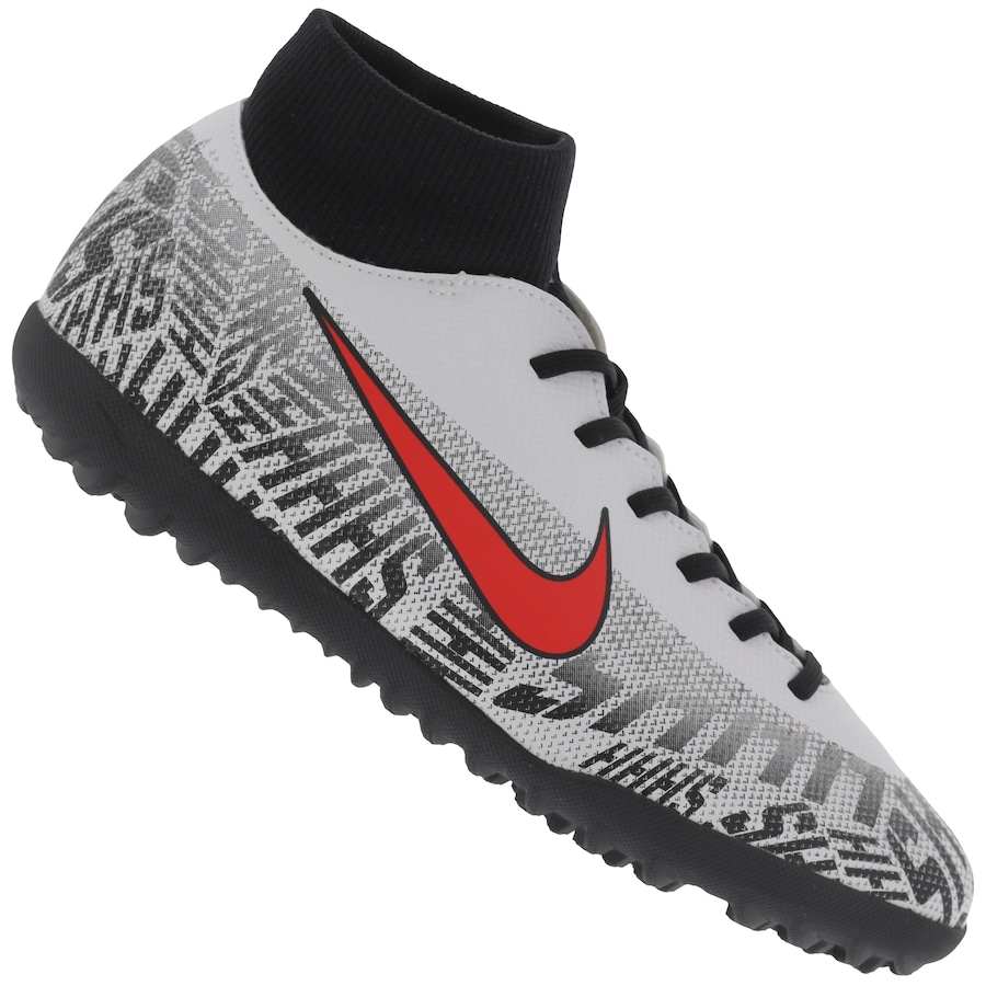 e033c8730 Chuteira Society Nike Mercurial Superfly X 6 Club Neymar Jr. TF - Adulto