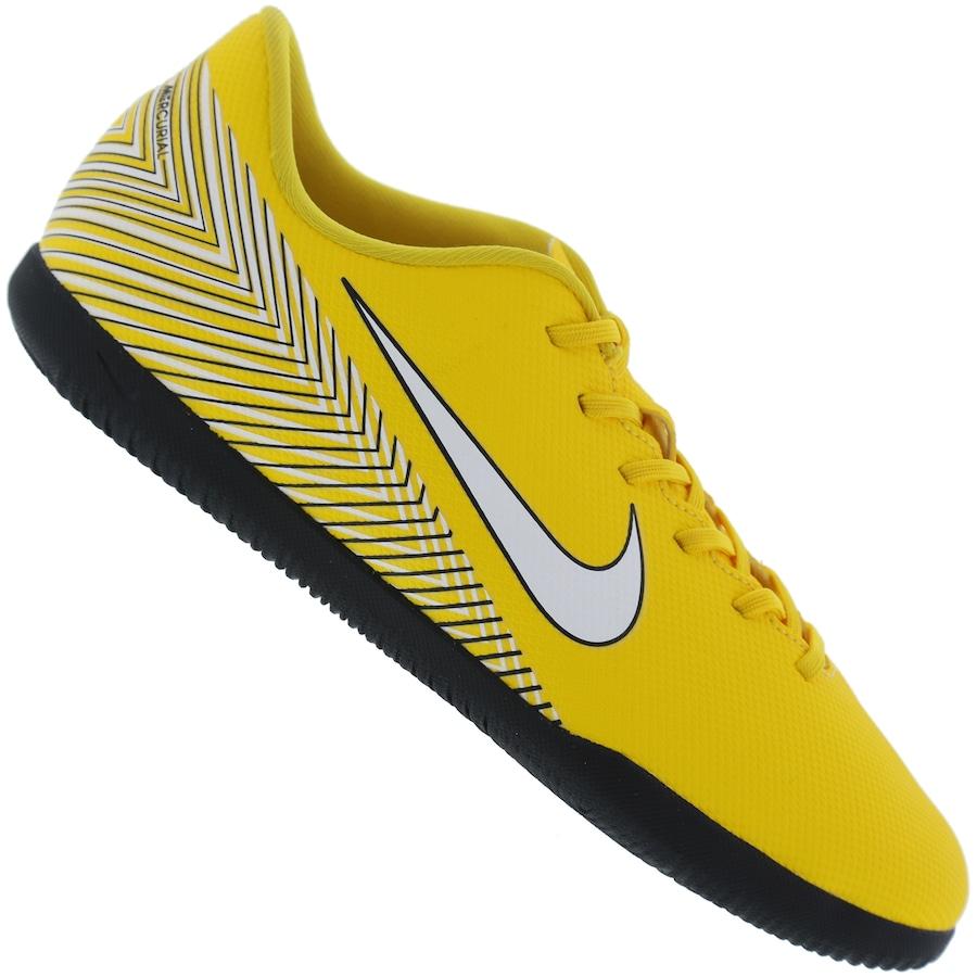 Chuteira Futsal Nike Mercurial Vapor X 12 Club Neymar Jr. IC - Adulto 0f08b979de066