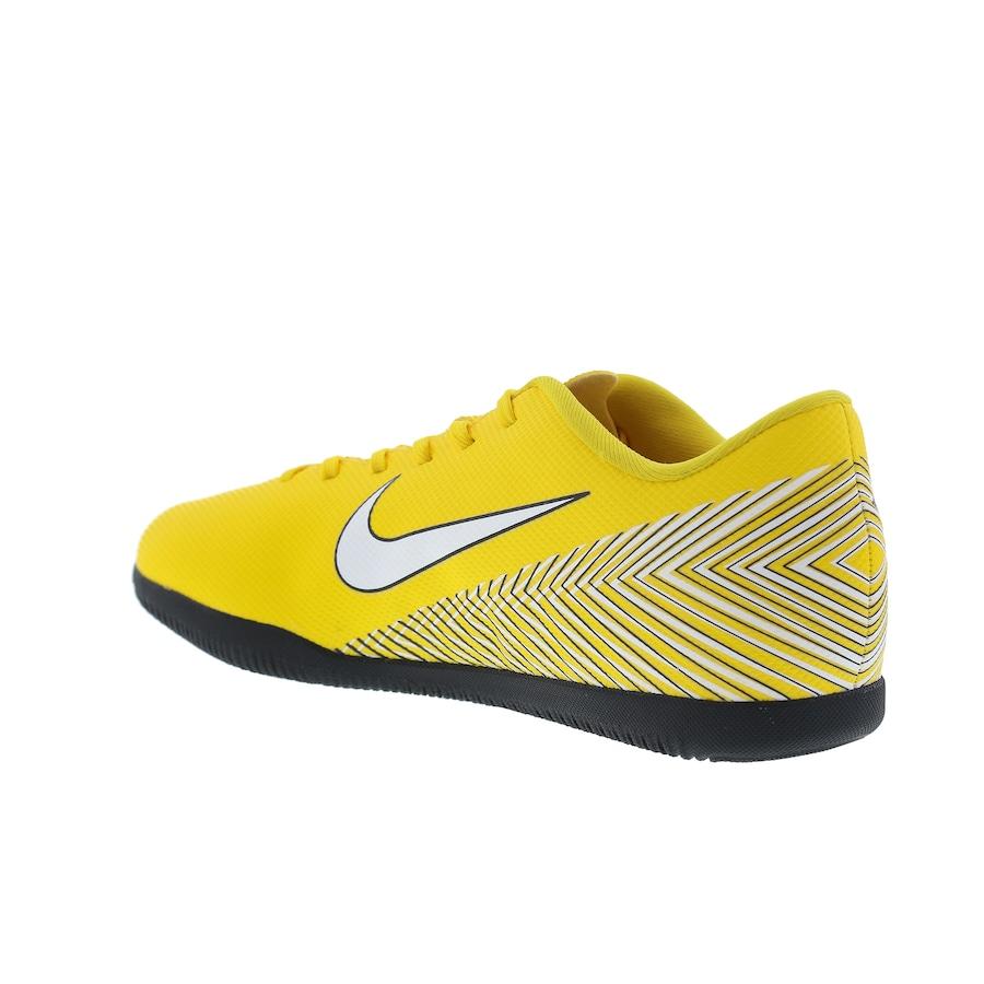 50286a07a7 ... Chuteira Futsal Nike Mercurial Vapor X 12 Club Neymar Jr. IC - Adulto  4bc31b7faa6911 ...