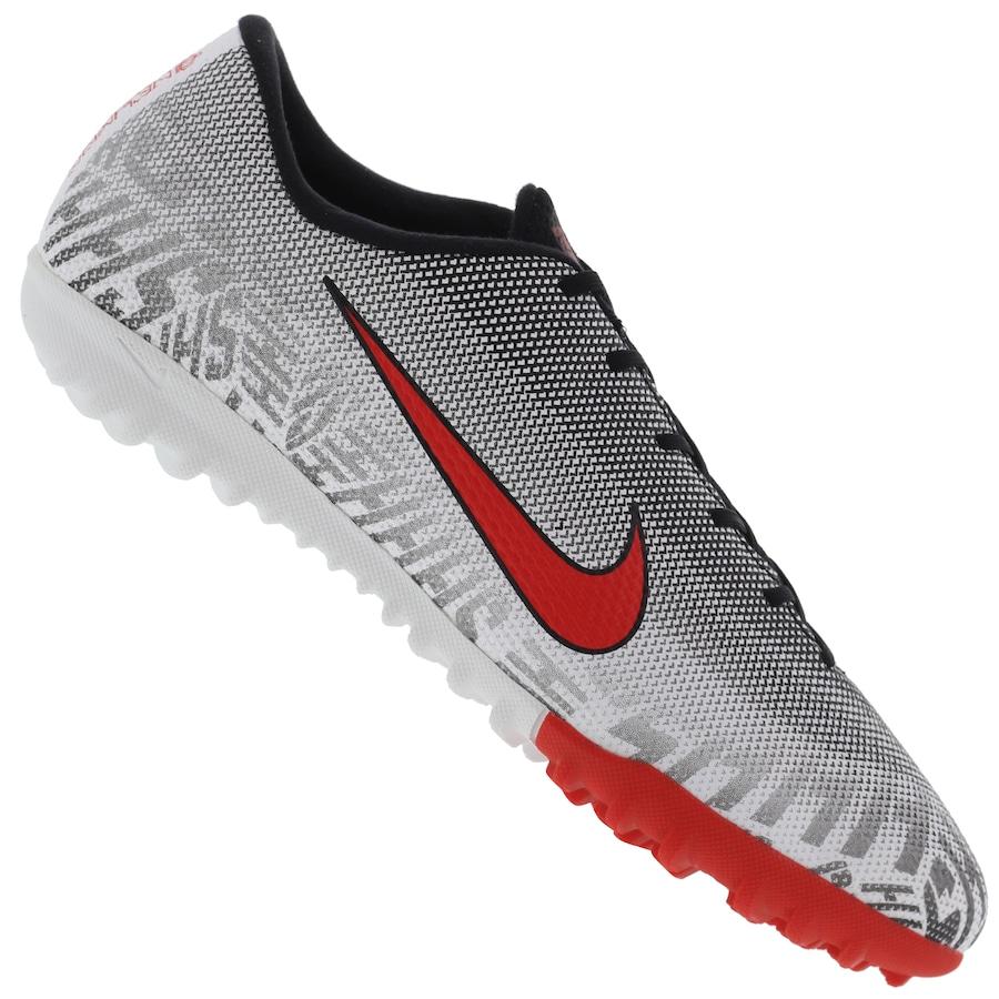 9e56733522 Chuteira Society Nike Mercurial Vapor X 12 Academy Neymar Jr. TF - Adulto