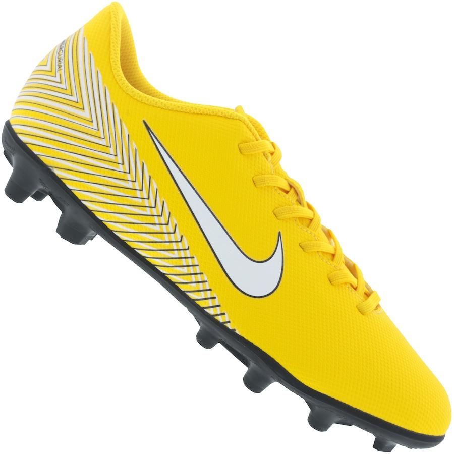Chuteira de Campo Nike Mercurial Vapor 12 Club Neymar Jr. FG MG - Adulto.  undefined f94beb0f367